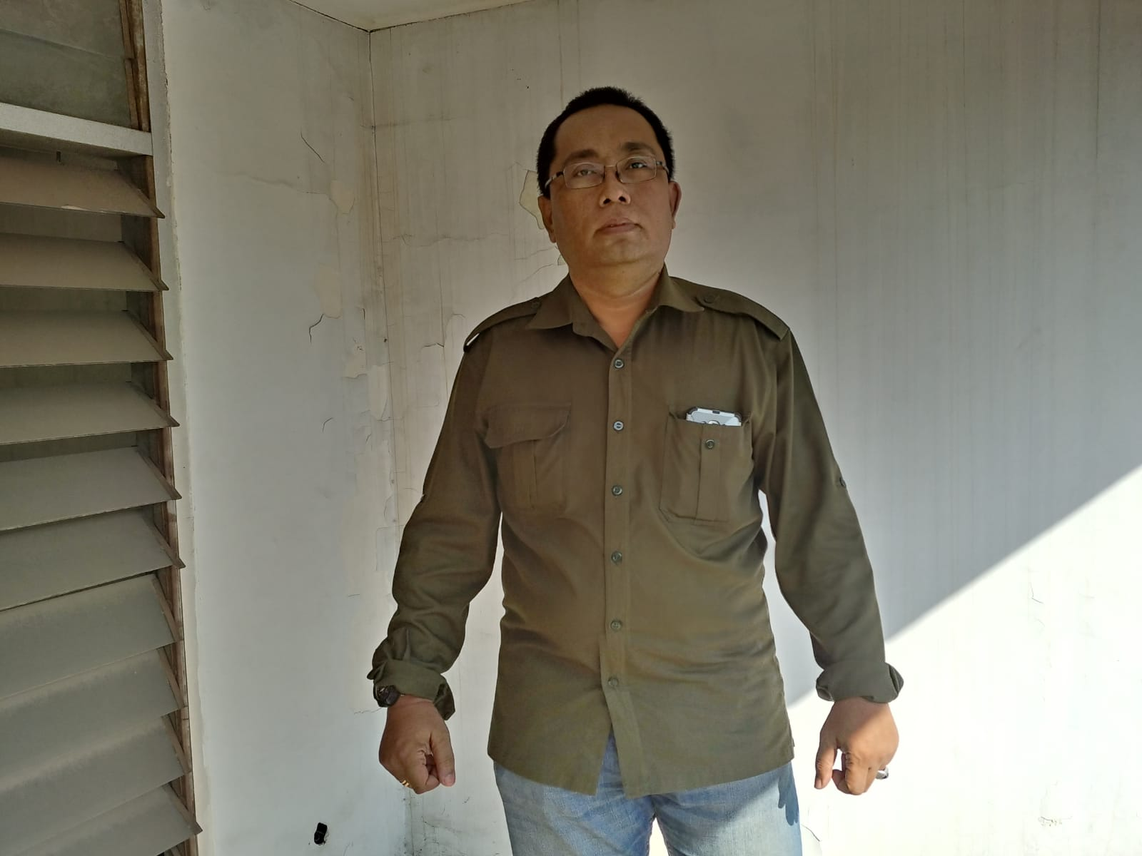 Ketua Pokja JKLPK  Indonesia minta Presien Jokowi Pilih Menteri Kompeten Urusi Masalah Sosial