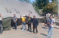 Kodim 0825 Buka Posko Peduli Bencana Kebakaran, Media Dan Hotel Suport Konsumsi