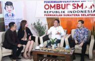 Sekda Kota Palembang Ratu Dewa Dalam Dialog Potret Pelayanab Publik