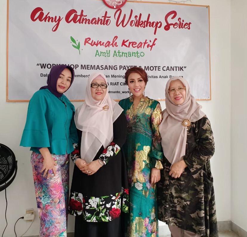 Amy Atmanto: Kembali Gelar Charity Great Sale Gandeng Sosialita Pegiat Sosial