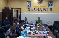 Wabup KSB Ajak Provinsi Bersinergi KotaKabupaten Atasi Kemiskinan