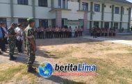 Kodim 1628 Sumbawa Barat Membuka Pelatihan Leadership Siswa