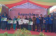 Bupati Sidoarjo Launching Desa Watesari  Sadar Jaminan Sosial Ketenagakerjaan