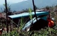 Angin Besar Sebabkan Beberapa Rumah Warga Desa Lengkong Rusak