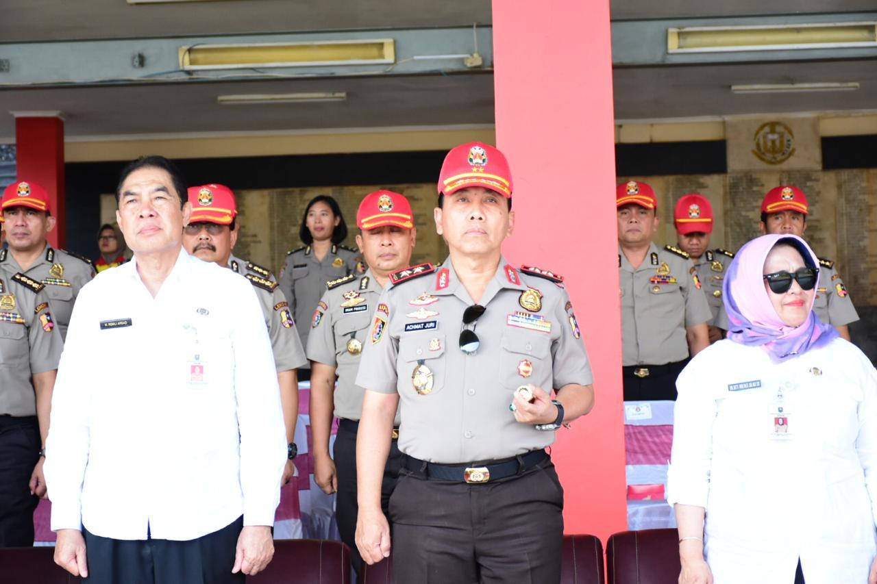 Gubernur Akpol Menyelenggarakan Tupdik Diksarmendipra IPDN Angkata XXX TA 2019