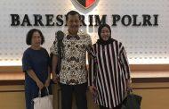Kasus CV Bintang Terang Oegroseno Dampingi Kristin ke Mabes Polri