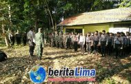 Kemarau Panjang TNI Polri NTB Siaga Karhutla
