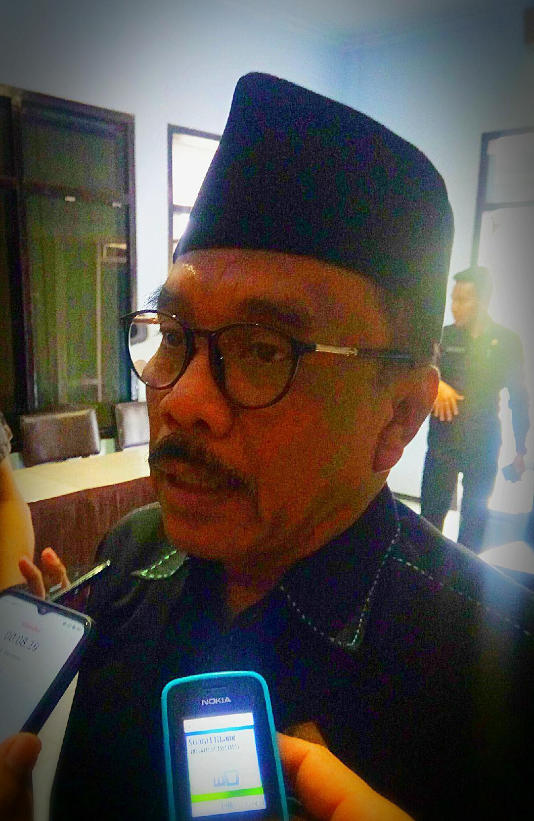 Kondusifkan Wilayah Saat Pelantikan Presiden, Ketua DPRD Trenggalek Apresiasi Kinerja TNI – Polri