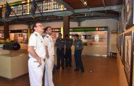 Koarmada II Terima Kunjungan Delegasi Angkatan Laut Jerman