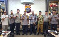 Kompolnas Lakukan Giat Tatap Muka Toga dan Tomas di Polda Sumatera Utara