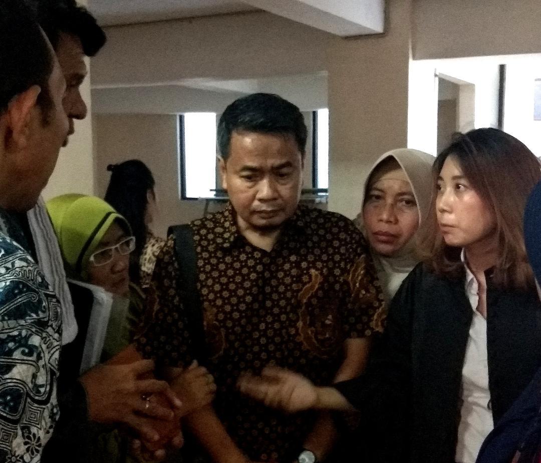Divonis 4 Bulan dan Langsung Ditahan, Bos MAF Logistik Pelayaran Protes