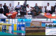 Wagub Dedy Tinjau Sekretariat Dan Beberapa Venue Pertandingan Olahraga Porwil X