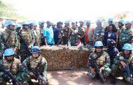 Pasukan Garuda Konga XXXIX-A RDB dan UN Staf Kongo Gelar Operasi Wibawa