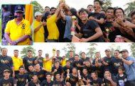 Liga 3 Piala Gubernur Bengkulu 2019 Resmi Ditutup