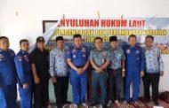 Pangkalan TNI Angkatan Laut Batuporon Berikan Penyuluhan Hukum Laut