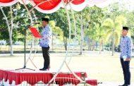 Penanganan Gempa di KSB Terbaik di Indonesia