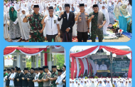 Peringati HSN, Pemkab Madiun Gelar Sholat Istisqa'