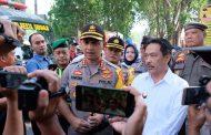 Jelang Pelantikan Presiden, Kapolresta Sidoarjo Siagakan 450 Personel Gabungan
