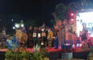 Gebyar Batik 2019, Wakil Bupati Pamekasan Launching Krudung Batik