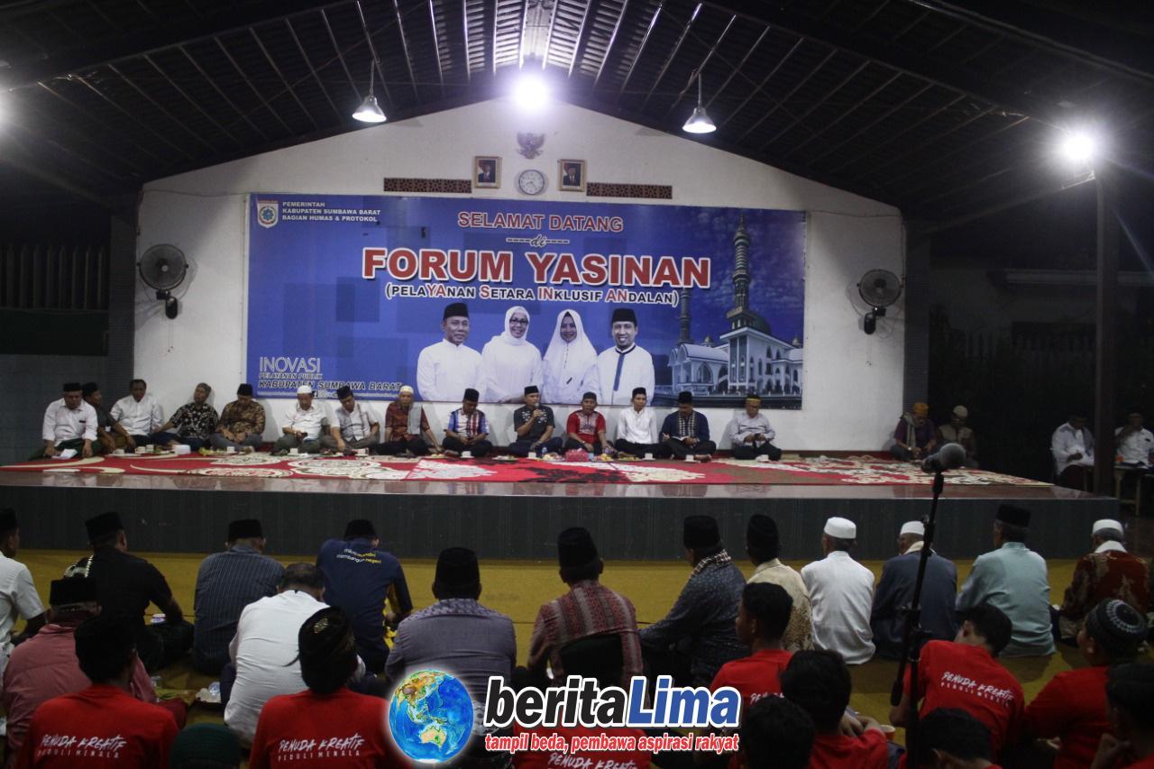 KSB Berdoa Untuk Pelantikan Presiden Dan Wapres RI