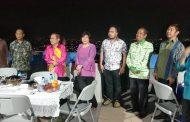 Rektor Unismuh Makassar Jamu Malam Tamu dari Kesultanan Terenggaunu