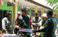 TMMD ke 106, Kodim 0816 Sidoarjo Renovasi SDN Kupang Jabon