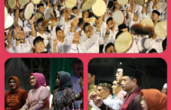 Parade Seribu Rebana Usai, Gus Ali Gondrong, Cak Nun, dan Sabyan Segera Menanti
