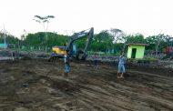 Diduga Gunakan Material Dari Tambang Ilegal, Proyek Pembangunan Sell Sanitary Landfill Disoal