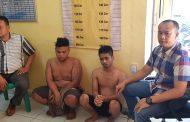 Dua Pemuda Kaki Kanan Bandar Sabu di Serdang Bedagai Diringkus Polisi