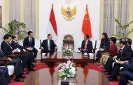 Presiden Jokowi Terima Kunjungan Kehormatan Sejumlah Wakil Presiden dan Utusan Khusus dari Negara Sahabat