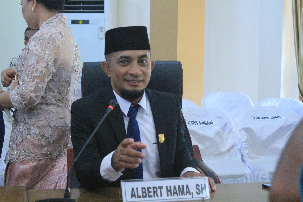 Albert Hama: Perlu ada kemitraan yang baik antara Kominfo dengan Pimpinan Media