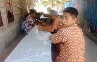Siswa MTs dan Madrasah Aliyah Sanana Terlamabat Sekolah, WiFi Corner Jadi TempatNongkrong