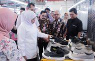 Gubernur Khofifah Usulkan Insentif Ekonomi untuk Industri Padat Karya Berorientasi Ekspor di Jawa Timur