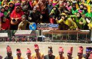 Puncaknya Harlah KSB Ke 16 Dihadiri 500 Penari Lumpur