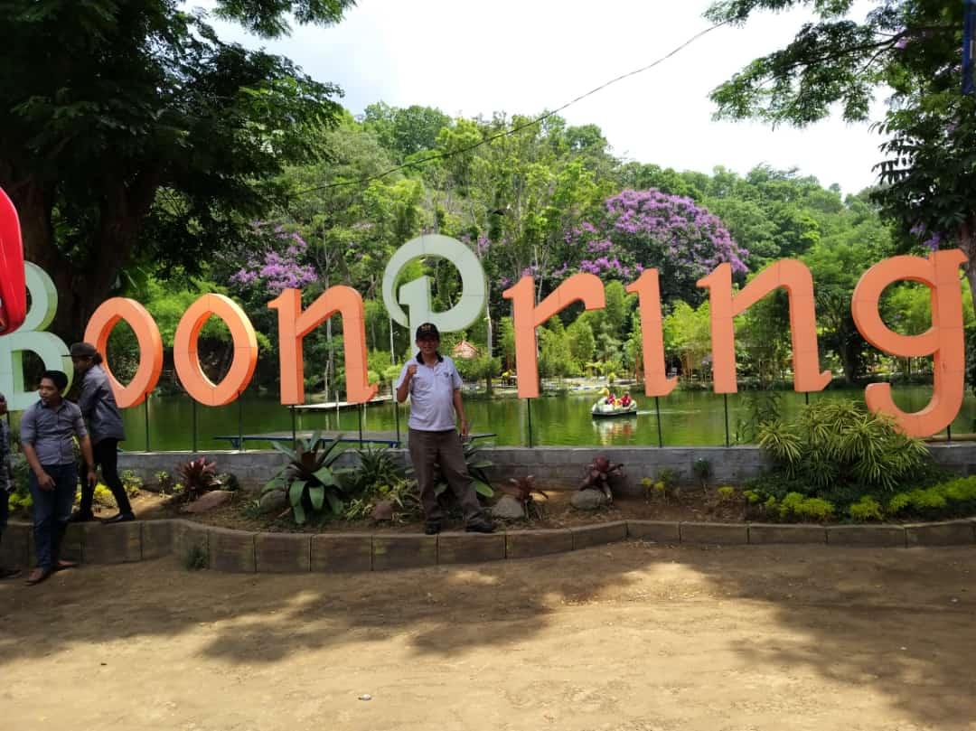 Wisata Boon Pring Menyegarkan dan 'Adem'