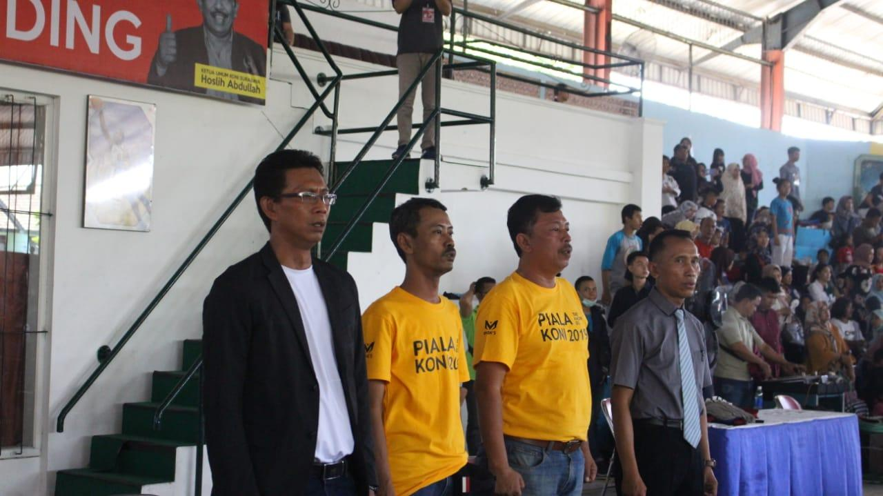 997 Atlet Taekwondo, Ambil Bagian Memperebutkan KONI Surabaya
