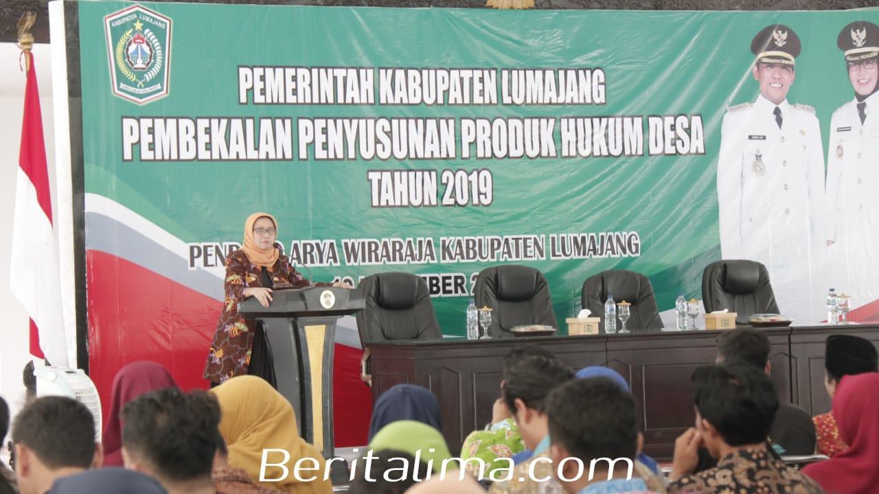 Alokasi Dana Desa Mendukung Pengembangan Dan Pemberdayaan Desa
