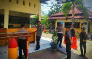 Antisipasi Rangkaian Bom Bunuh Diri Di Medan, Polres Trenggalek Perketat Pengamananan Mako