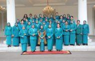 Arumi Minta Dekranas Pusat Fasilitasi Perajin Jatim di Luar Negeri