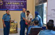 Tingkatkan Keahlian Personel, Aspers Danlantamal V Buka LDD Minu TNI/TNI AL