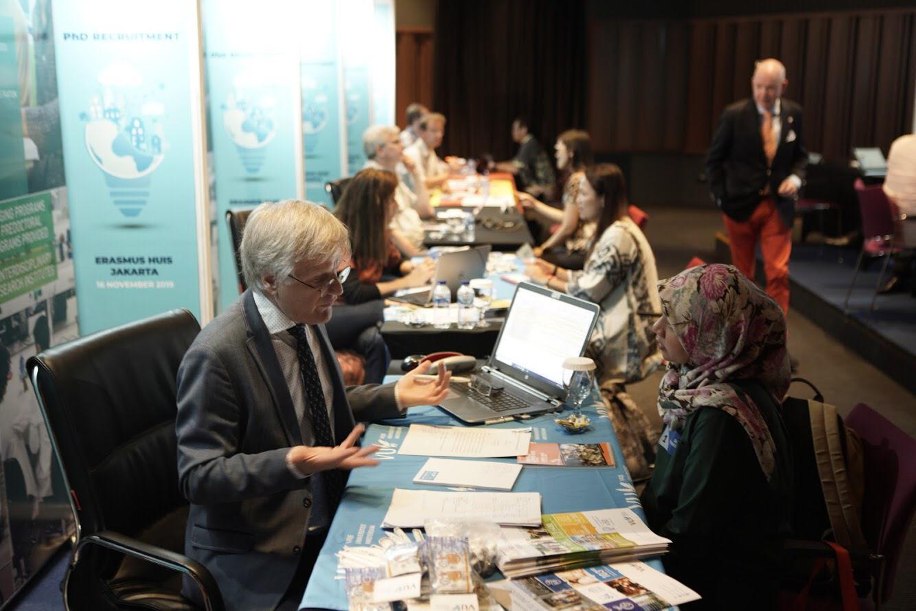 Calon Peneliti Indonesia Bersiap untuk Meraih Gelar PhD di Belanda