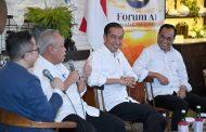 Cara Presiden Jokowi Upayakan Pemerataan Pembangunan