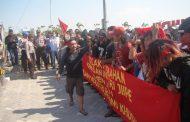 Demo Tolak KEK di Kawasan JIIPE, Forkot Dan BKMS Sepakat Dialog