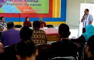 Dinas Dikpora Wonosobo Sosialisasikan Pencegahan Stunting dan Sekolah Ramah Anak