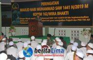 Korem 162/WB Gelar Peringatan Maulid Nabi Muhammad SAW
