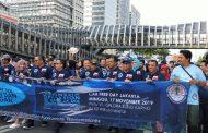 Gerakan Hentikan Pemcemaran Laut, Gakkum KLHK Gaet Masyarakat di Car Free Day
