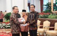 Terima DIPA Dari Presiden, Gubernur Rohidin Akan Percepat Pembangunan Di Bengkulu