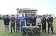 Hari Jadi Brimob Ke 74 Di Lapangan Mako Satbrimob Polda NTB