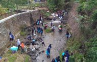 Hadapi Hujan Kali Dudan Tidar Utara Dibersihkan