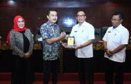 Walikota Salatiga Pelajari Proklim di Palembang